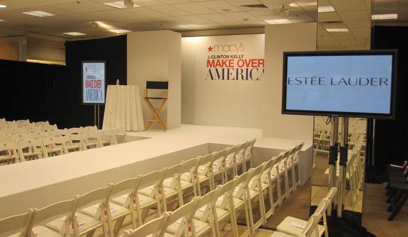 Fashion Show Productions Houston Stage Lighting Audio
