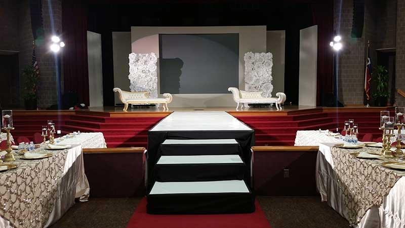 Custom-Stage-And-Set