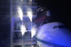 spaceship pyro