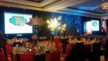 Corporate Events & Galas
